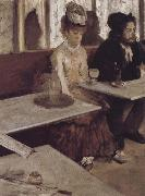 absinth Edgar Degas