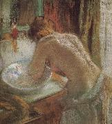 Bathroom Edgar Degas