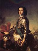 Portrait of Peter the Great NATTIER, Jean-Marc
