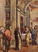Presentation of Jesus in the Temple SCOREL, Jan van