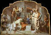 The Beheading of John the Baptist TIEPOLO, Giovanni Domenico