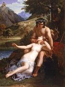 The Love of Acis and Galatea Alexandre  Cabanel