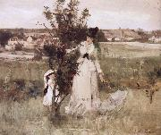 Hide and seek Berthe Morisot