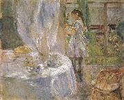 At the little cottage Berthe Morisot