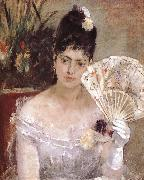 On the ball Berthe Morisot