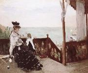 Seaside Berthe Morisot