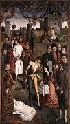 The Execution of the Innocent Count Dieric Bouts