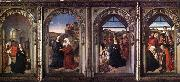 Triptych of the Virgin Dieric Bouts
