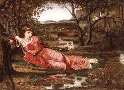 Song without Words John Melhuish Strudwick