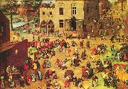 Children-s Games Pieter Bruegel