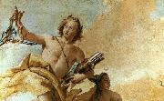 Apollo and Diana TIEPOLO, Giovanni Domenico