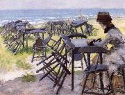 End of the Season William Merrit Chase
