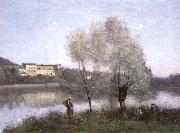 Ville d-Avray camille corot