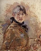 Self-Portrait Berthe Morisot
