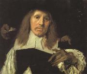 Details of The Governors of the Old Men's Almshouse (mk45) Frans Hals