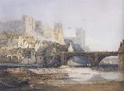Part of Durham Bridge (mk47) Samuel Prout