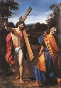 Jesus and Saint Peter Annibale Carracci