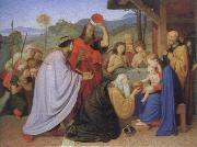 adoration of the kings Friedrich overbeck
