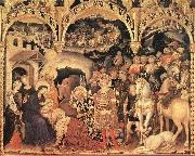 Adoration of the Magi Gentile da Fabriano