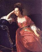 Portrait of Margaret Kemble Gage John Singleton Copley
