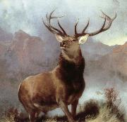 monarch of the glen Sir Edwin Landseer