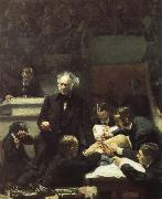 Gross doctor's clinical course Thomas Eakins