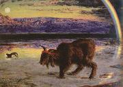the scapegoat William Holman Hunt