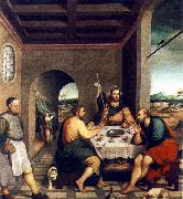 Supper at Emmaus BASSANO, Jacopo