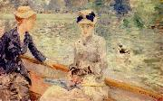 Summer Day National Gallery Berthe Morisot