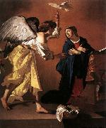 The Annunciation JANSSENS, Jan