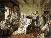 The Russian Bride Attire Konstantin Makovsky