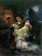 Tamara and Demon Konstantin Makovsky