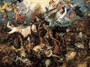 Angels fall Pieter Bruegel