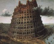 City Tower of Babel Pieter Bruegel