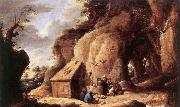The Temptation of St Anthony after TENIERS, David the Younger
