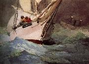 Diamond a good death Winslow Homer