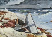 After the Tornado, Bahamas Winslow Homer