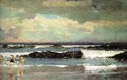 Beach Winslow Homer