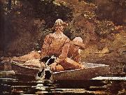 After hunting Winslow Homer