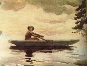 Boating people Winslow Homer