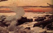 Cape West Coast Winslow Homer
