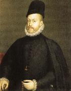king philip ii of spain painted john masefield