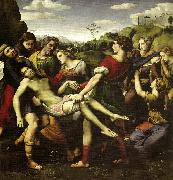 far leet :entombment Raphael