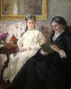 Mother and Sister of the Artist Berthe Morisot