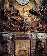 Last Judgment Dirck Barendsz