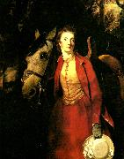 lady charles spencer in a riding habit Sir Joshua Reynolds