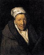A Madwoman and Compulsive Gambler Theodore Gericault