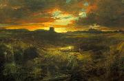 Childe Rowland to the Dark Tower Came Thomas Moran