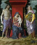 3rd third of 15th century Andrea Mantegna