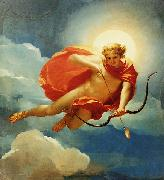 Helios as Personification of Midday Raphael